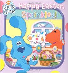 happy easter sprinkles blue u0027s clues lauryn silverhardt