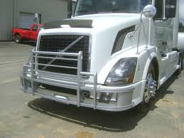 2013 volvo semi semi truck deer guard semi truck deer guard