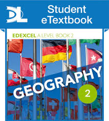 as u0026 a level geography for teaching from september 2016