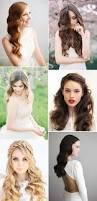 bridal hairstyle ideas lovely long locks 16 long hair bridal styles onefabday com