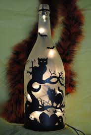 Black Cat Halloween Crafts 222 Best Cat Lamps And Lights Images On Pinterest Nightlights