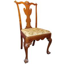 Chippendale Chair by Philadelphia Chippendale Walnut Dining Chair Circa 1760 1770 From