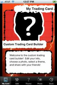 freeware download trading card game template free