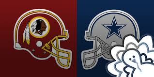cowboys redskins free thanksgiving 2012 week 12 sideline events