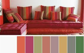selecting summer decorating color schemes for your rooms and