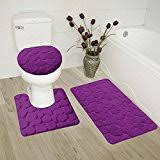 Purple Bathroom Rugs Purple Bath Rugs Bath Home Kitchen