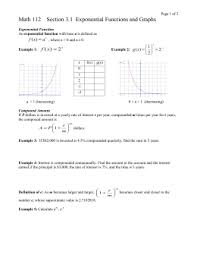 precalculus review worksheet for first chapter 5 test