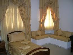 rideaux de chambre la chambre du 3ème garçon lit coin salon rideaux hasnadeco