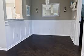 dining room with wainscoting home planning ideas 2017