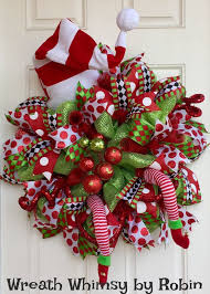 Wholesale Christmas Decorations For Wreaths by 94 Best Christmas Winter Wreaths Images On Pinterest Winter