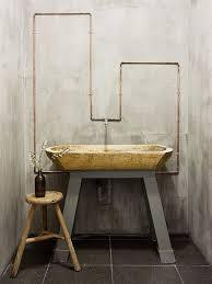 Country Rustic Bathroom Ideas Best 25 Industrial Chic Bathrooms Ideas On Pinterest Industrial