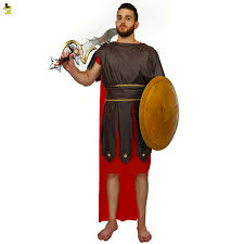 spartacus halloween costume high quality costume mens gladiators buy cheap costume mens