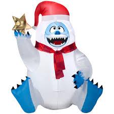 4 u0027 bumble airblown christmas decoration u2014kmart
