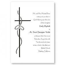 religious invitations religious wedding invitations christmanista