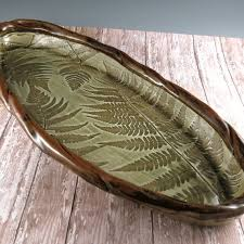 ceramic fish platter 25 best blue crab pottery images on ceramic pots clay