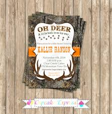 camouflage baby shower camo baby shower boy deer birthday party printable