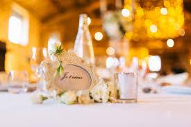 noms de table mariage les 8 secrets pour un mariage chic et glamour deco d1 jour