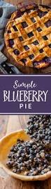 best 25 best blueberry pie recipe ideas on pinterest blueberry