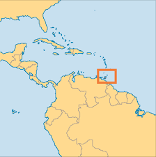 where is and tobago located on the world map and tobago location on the south america map in world