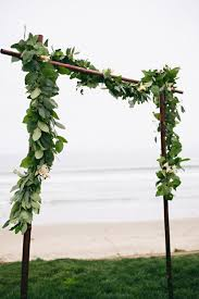 wedding arch greenery 16 wedding backdrop ideas with greenery backdrops wedding and