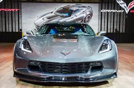 corvette sport 2017 chevrolet corvette grand sport front end motor trend