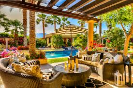 Outdoor Entertainment Center by Take A Peek At The Luxury Homes Where Lady Gaga Kendrick Lamar