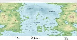 Seas Of The World Map by Made A Massive Worldmap For A New 5e Campaign With The Help Of