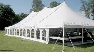 event tent rentals elite 40 x80 rope pole tent rental iowa city cedar rapids