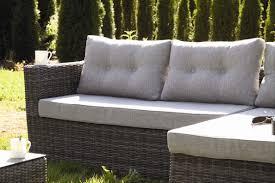 Garten Loungemobel Anthrazit Gartenmöbel Loungemöbel Set Acamp Sicilia 3teilig Polyrattan