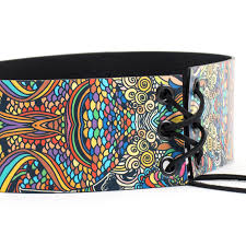 colours of my life designer leather belts limited edition
