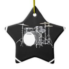 drummer ornaments keepsake ornaments zazzle
