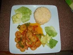 apprendre a cuisiner arabe recette crevettes à l arabe iata 750g