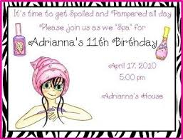 11th birthday party invitation wording stephenanuno com