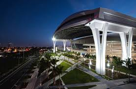 halloween city miami fl miami marlins bet on future in florida park
