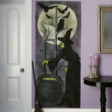 42 homemade halloween door decorations diy halloween door mat