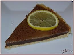 recette de cuisine sans four tarte citron chocolat sans four chez gal et la recette de la crème