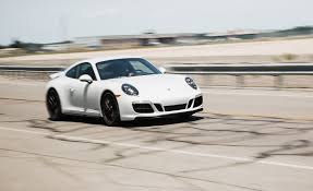 porsche carrera back 2017 porsche 911 carrera gts pdk automatic test review car and