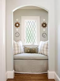 arched reading nooks cottage bedroom bhg
