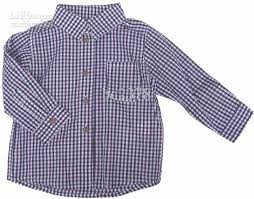 infant toddler boy shirt checked shirts children s shirts boy