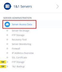 find your server information details 1 u00261 help center