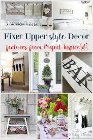 Fixerupper Fixer Upper Decor Ideas