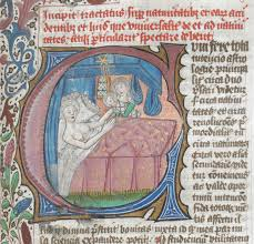 Medieval Birthing Chair An Honest Bed The Scene Of Life And Death In Late Medieval England