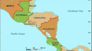 Map Of Latin America With Capitals by Central America Map In Spanish Roundtripticket Me