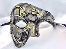 steunk masquerade mask steunk phantom masquerade mask burning costume