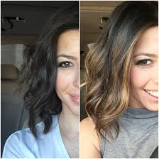 Sunkissed Brown Hair Extensions by Went From Virgin Dark Brown Hair To A Sun Kissed Balayage Color