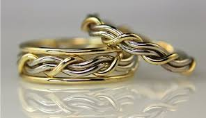 christian wedding rings sets christian wedding ring photo gallery of cord of three rings by