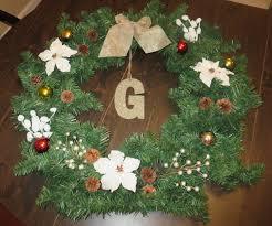 diy christmas wreath u2013 la vie de brie