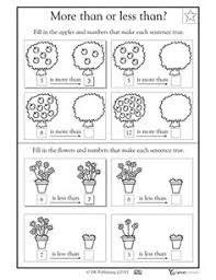 kindergarten preschool math worksheets which is biggest math