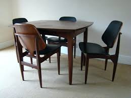 Teak Dining Room Furniture Articles With Danish Modern Teak Dining Room Chairs Tag