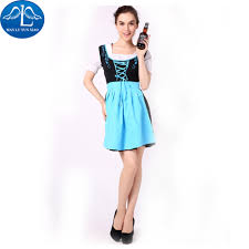 halloween costume maid click to buy u003c u003c manluyunxiao halloween costume beer festival